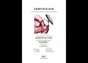 IWC_certificato