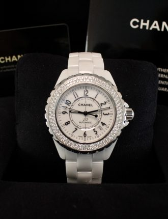 Chanel J12 Diamond Automatic