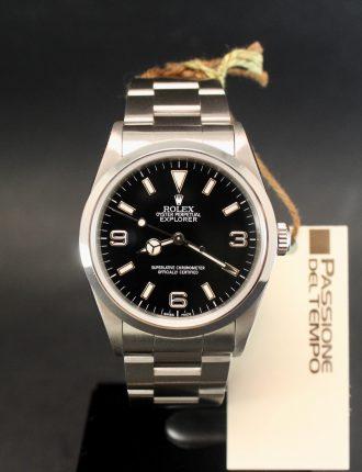 Explorer Rolex