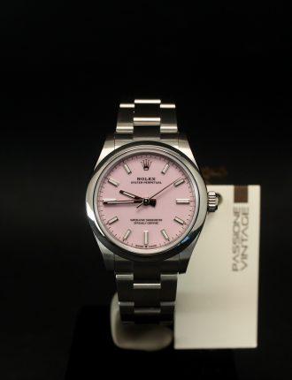 Rolex rosa