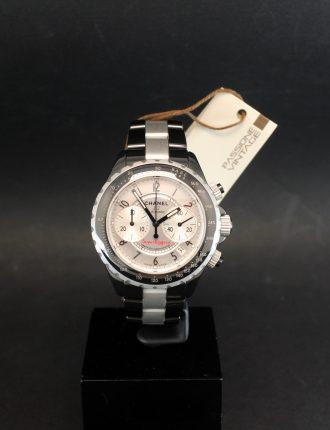 Orologi Palermo, Chanel Palermo, J12, Superleggera, crono, Automaico,