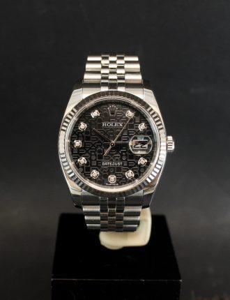 Rolex Datejust Diamanti Jubilee