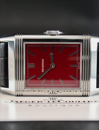 Jaeger LeCoultre Reverso Ultra Thin tribute 1931