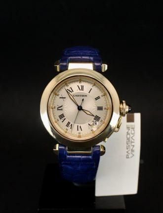 Cartier Pasha Automatico Oro Palermo