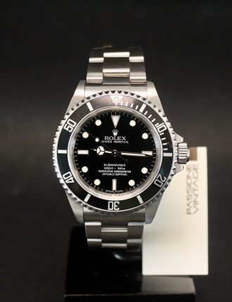 Rolex Submariner No Date four Line