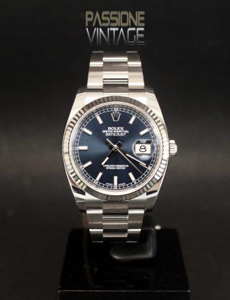 Rolex Datejust 116234 Passione Vintage