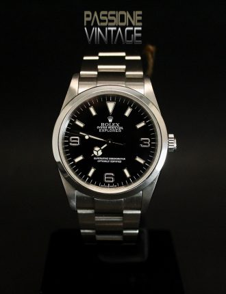 Rolex Oyster Perpetual Rolex 114270 Passione Vintage