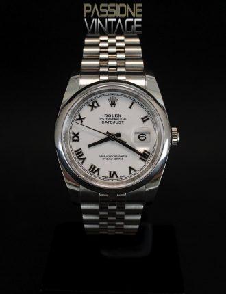 Rolex Datejust White 116200