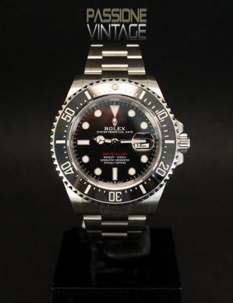 Rolex Sea Dweller Red Write Passione del tempo