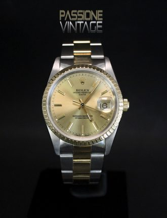 Rolex Oyster Date NOS Passione del tempo, 15233