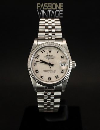 Rolex 78274, datejust medium size, Passione del Tempo Palermo