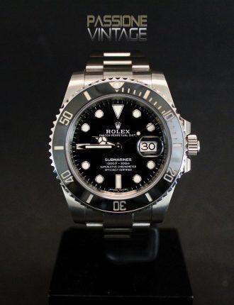 Rolex Submariner Date ceramic 116610LN Passione del Tempo Palermo