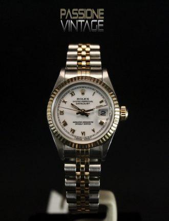 Rolex Datejust Jubilee Lady 69173 ull Set Passione Vintage